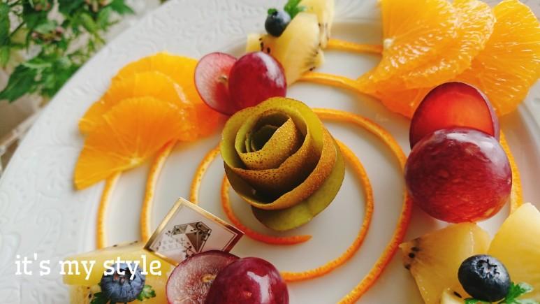 おもてなしフルーツ1